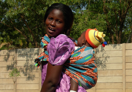 Choosing African Fabrics For Baby Slings Empire Textiles