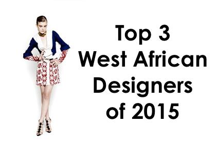 West african deisgners