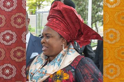 african headwear