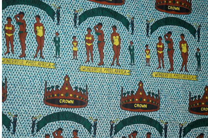 West African Wax Print