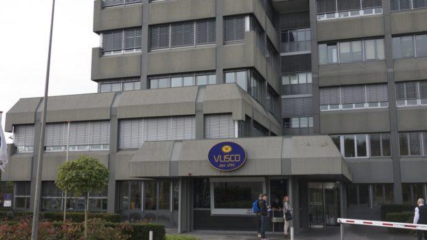Vlisco main building