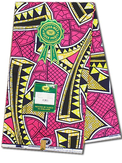 VSH681 - Vlisco Super Wax