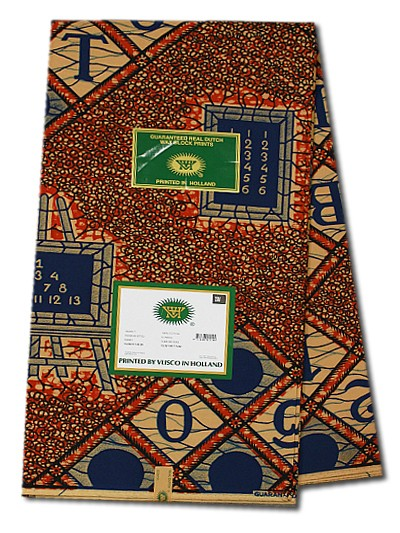 VBH864 - Vlisco Wax Hollandais