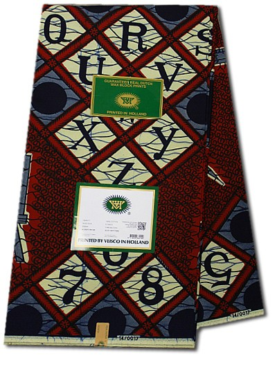 VBH931 - Vlisco Wax Hollandais