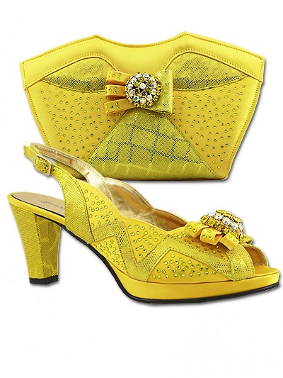 FRP2001 - Yellow Leather Francesco Pica