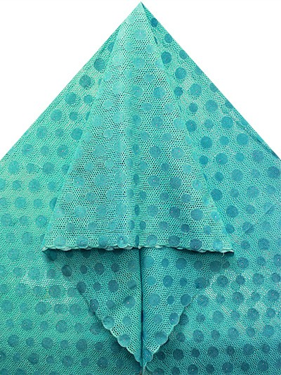 SLV457 - Big Voile Lace