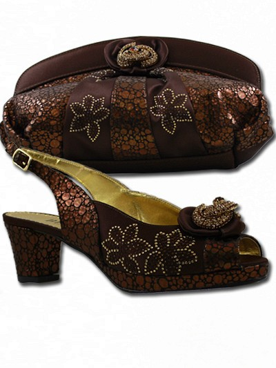 BIT1001 - Chocolate Leather Bianca Italy