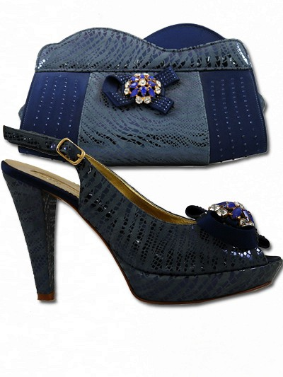 MRC118 - Navy Leather Marco Chiari
