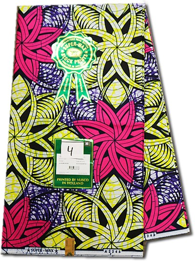 VSH832 - Vlisco Super Wax