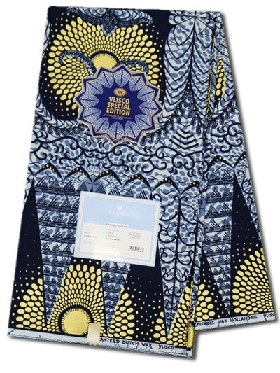 VES172 - Vlisco Embellished Wax Wax