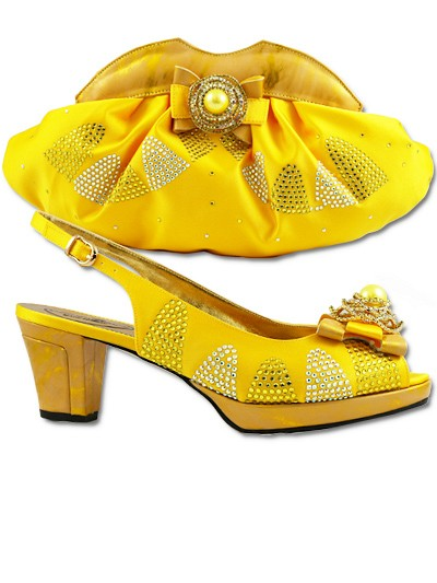 MBD1006 - Yellow Leather Mario Biondi