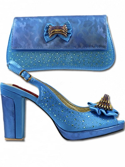 BAG902 - Sea Blue Baggio