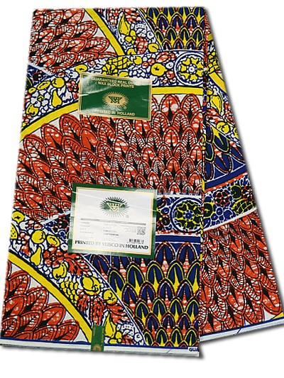 VBH1015 - Vlisco Wax Hollandais