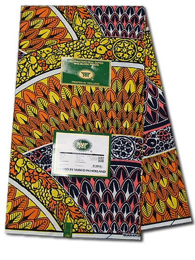 VBH1019 - Vlisco Wax Hollandais