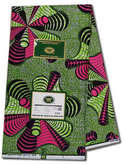 VBH1044 - Vlisco Wax Hollandais