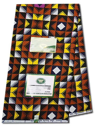 VBH1078 - Vlisco Wax Hollandais