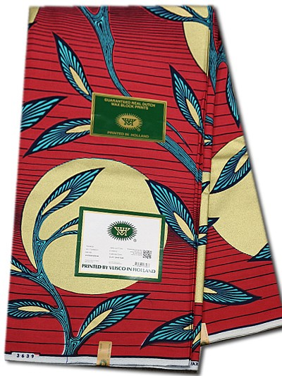 VEH270 - Vlisco Embellished Hollandais