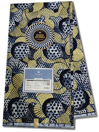 VES191 - Vlisco Wax Wax
