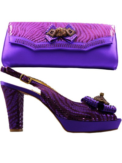 MRC231 - Leather Purple Marco Chiari