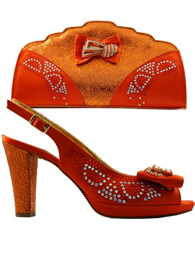 MRC245 - Leather Orange Marco Chiari