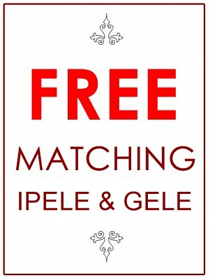 FREE Matching Sego Head-tie