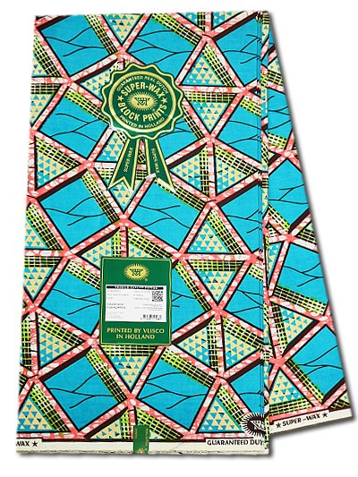 VES211 - Vlisco Embellished Super