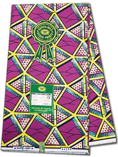 VES212 - Vlisco Embellished Super