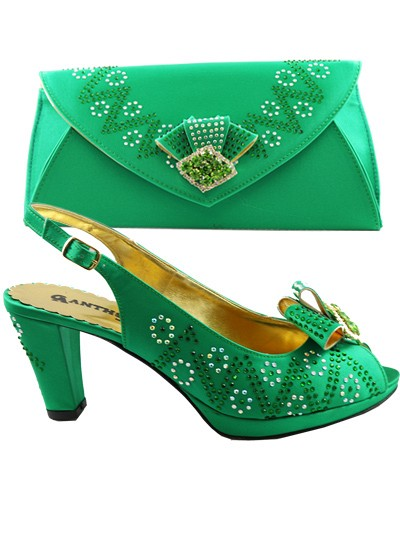 AYS1011 - Green Anthony Shoes
