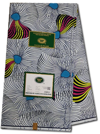 VBH1137 - Vlisco Wax Hollandais