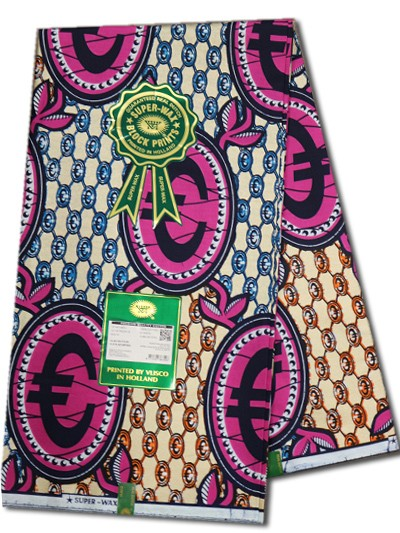 VES276 - Vlisco Embellished Super