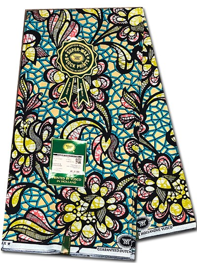 VES311 - Vlisco Embellished Super