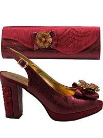 46262c1cd56 Italian Shoes   Bag Set