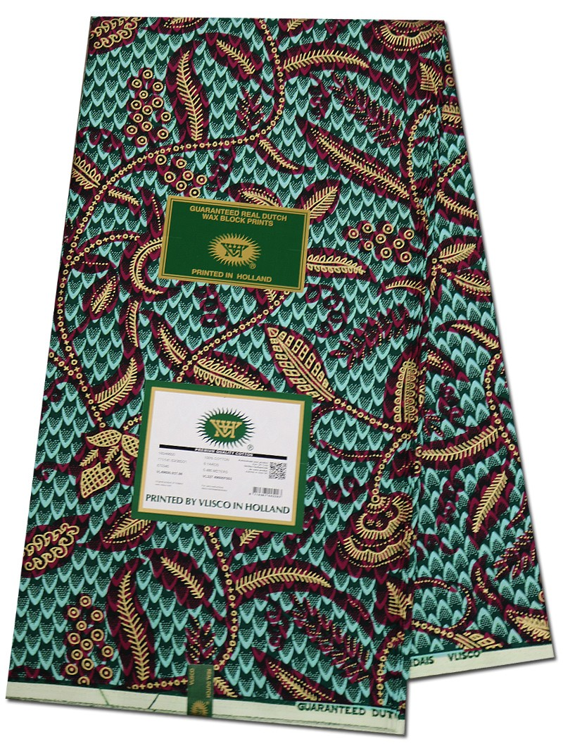VEH338 - Vlisco Embellished Hollandais