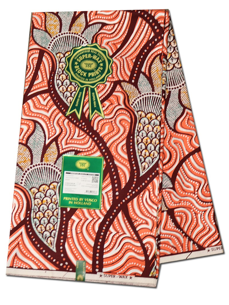 VES317 - Vlisco Embellished Super