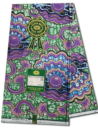 VES336 - Vlisco Embellished Super
