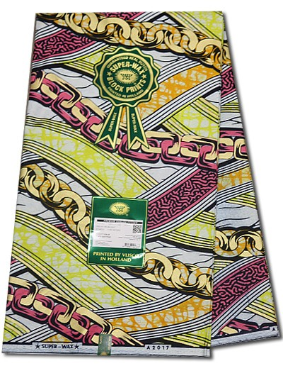 VES338 - Vlisco Embellished Super