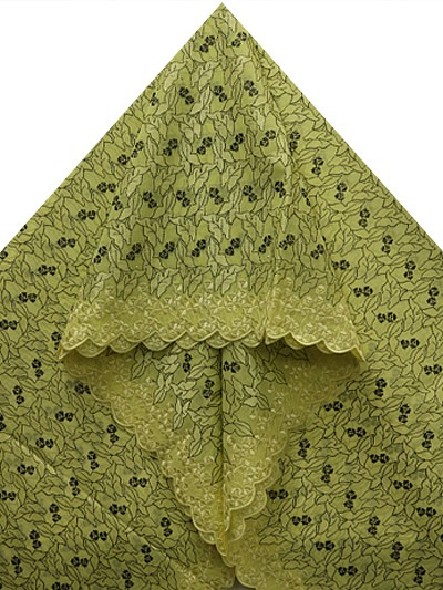 SLV511 - Big  Voile Lace