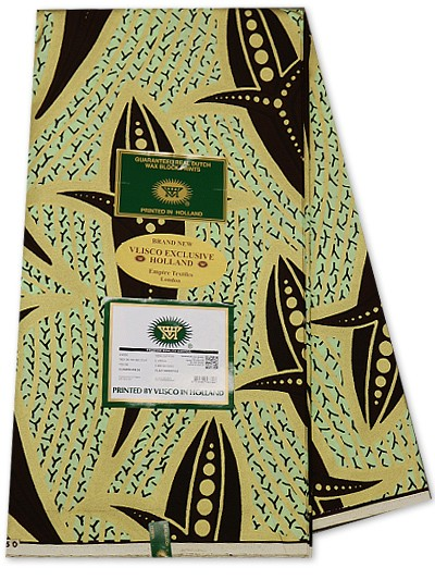 VEH398 - Vlisco Exclusive Embellished Hollandais