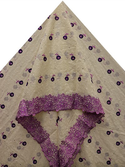 PVL132 - Big Voile Lace