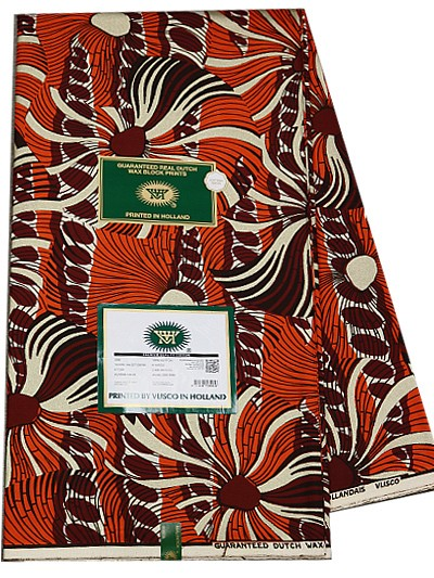 VSW114 - New Vlisco Silk Cotton Wax