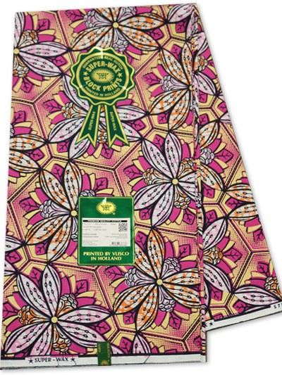 VES407 - Vlisco Embellished Super