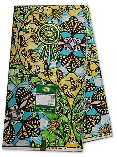 VES408 - Vlisco Embellished Super