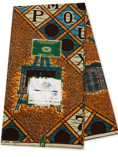 VBH1198 - Vlisco Wax Hollandais