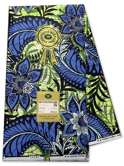 VSH1235 - Vlisco Grand Super Wax