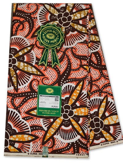 VES494 - Vlisco Embellished Super