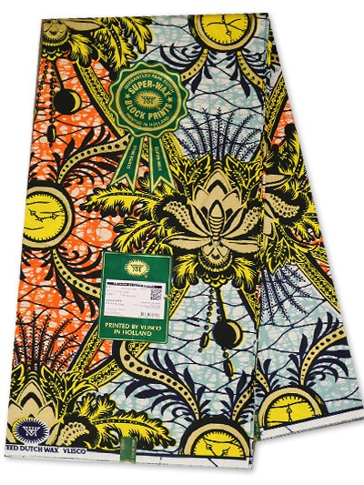 VES510 - Vlisco Embellished Super