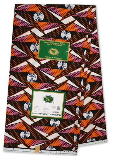 VEH450 - Vlisco Embellished Hollandais