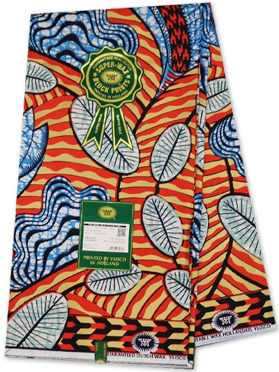 VES536 - Vlisco Embellished Super