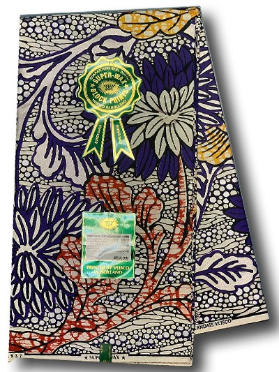 VES576 - Vlisco Exclusive Embellished Super