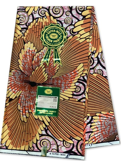 VES594 - Vlisco Embellished Super